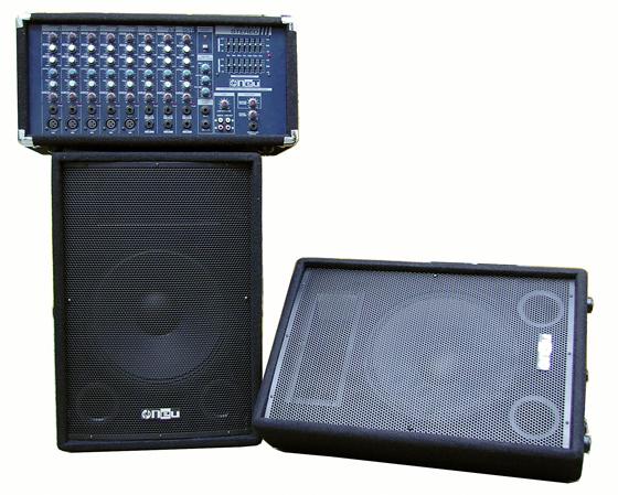 Neu MPA-9000III stereo