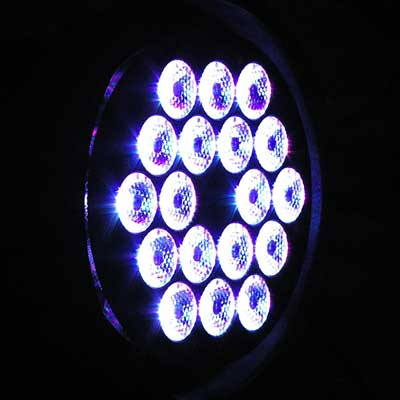LED Par-183TRI color