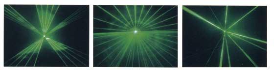 LaserLauncher レーザーランチャー パターン