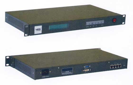 フルカラー・シンクロ・ビデオコントロールシステム